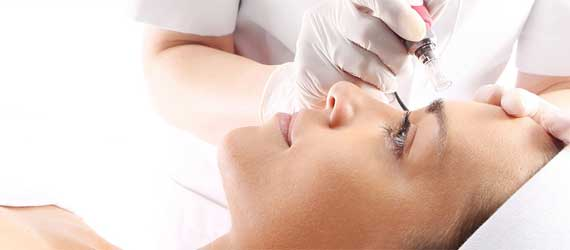 HIFU Hochintensive Ultraschall Facelifting Behandlung